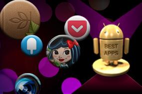 Google обубликовала 10 самых лучших приложений за 2012 год