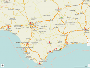Оффлайн карты MapsWithMe