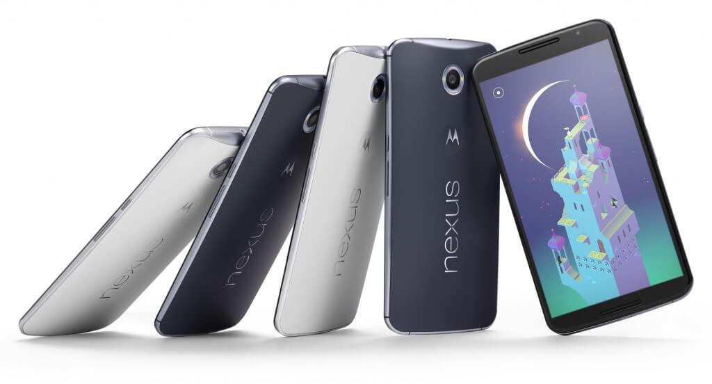 Новый Nexus 6