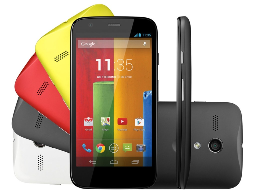 Smartphone moto g colors edition dual chip desbloqueado.