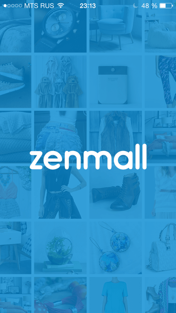 ZenMall shopping