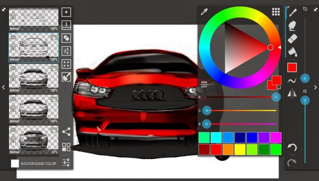 artflow studio audi