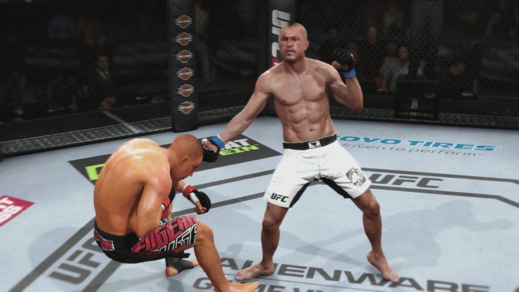 UFC iOS и Андроид