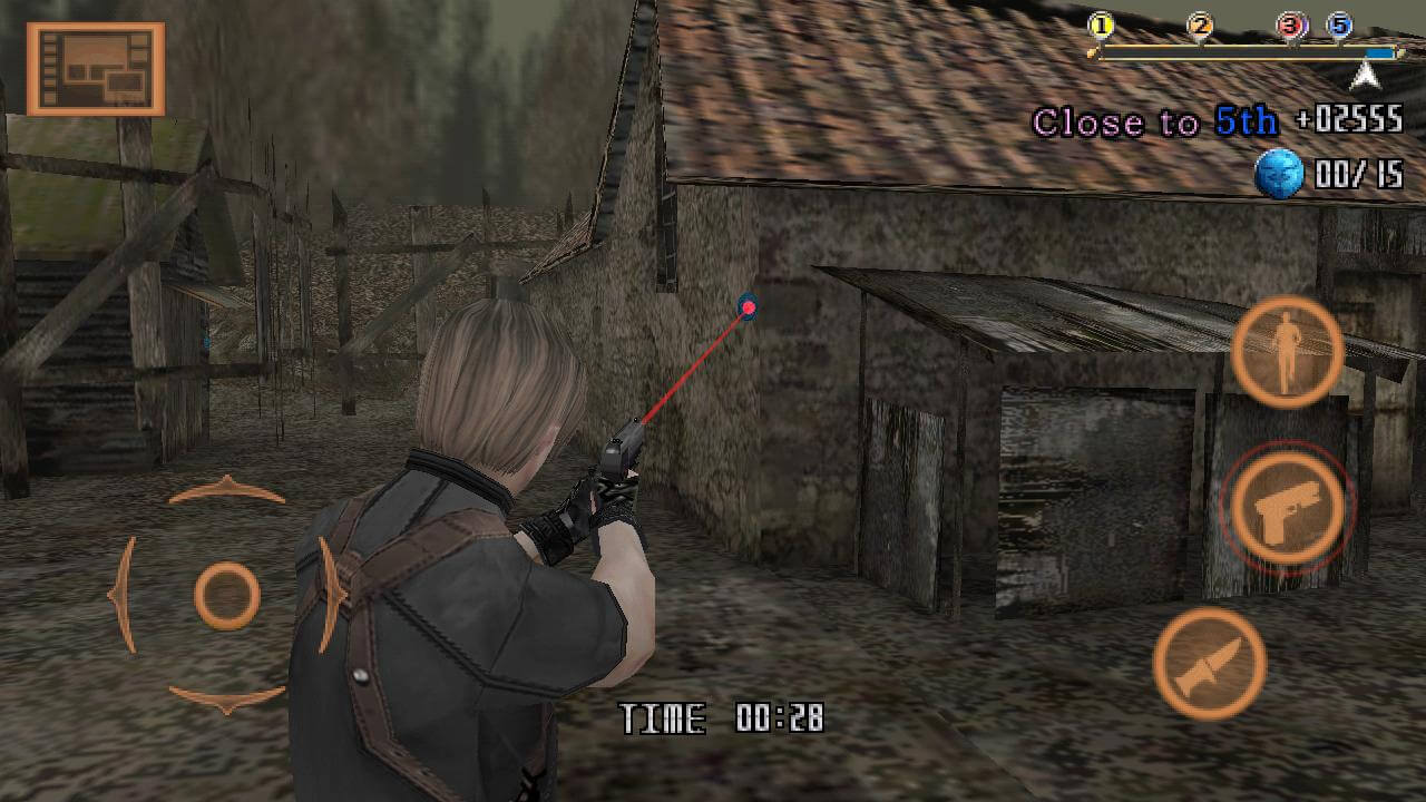 Resident-Evil-4-para-Android