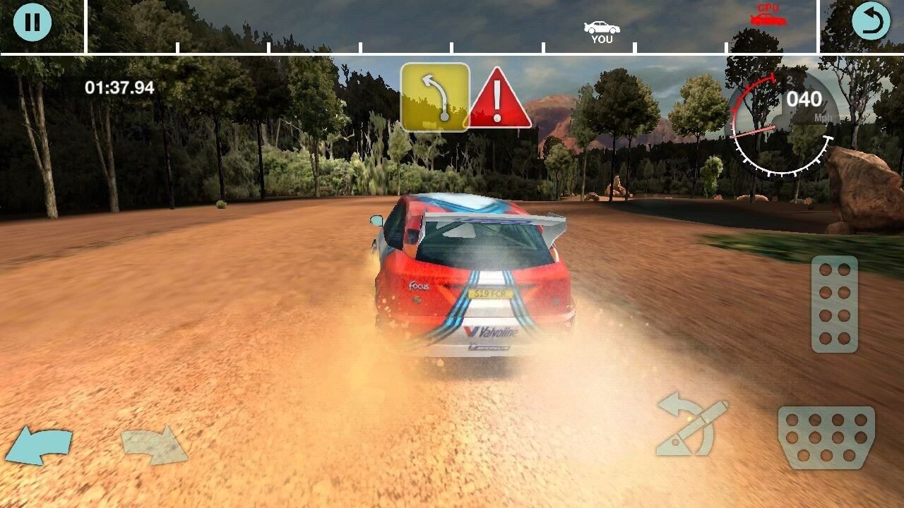 Turbo rally racings multimedia gallery