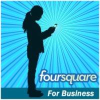 Мобильное приложение Foursquare для бизнеса