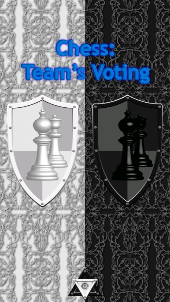 Мобильное приложение Chess: Team's Voting