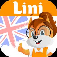 Лини английский лого