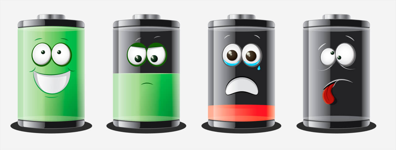 прикольные картинки з батарейками современных фужеров рюмок