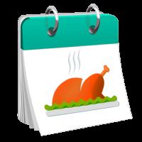 icon Календарь рецептов